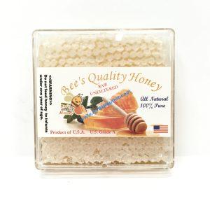 HoneyComb Square - Bee's Quality Honey